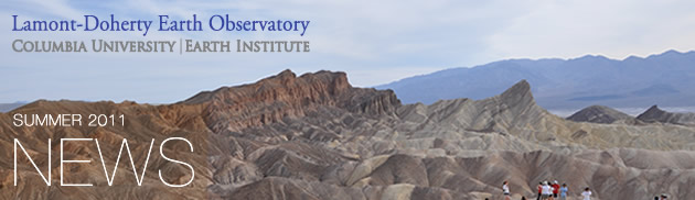 Lamont Doherty Earth Observatory News Summer 2011