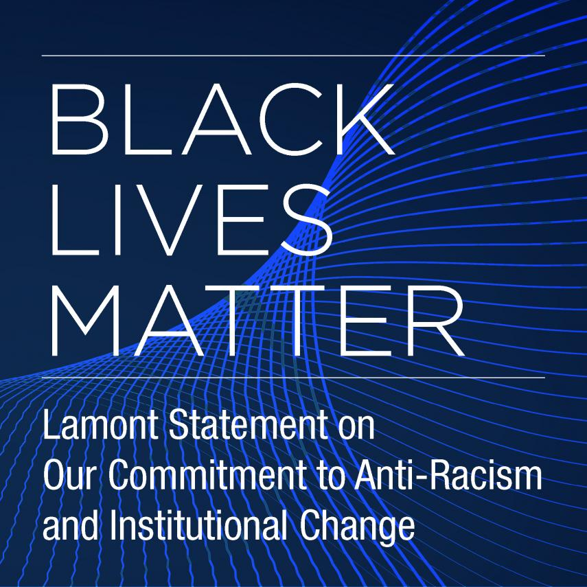 Our Commitment to Anti-Racism and Institutional Change2019