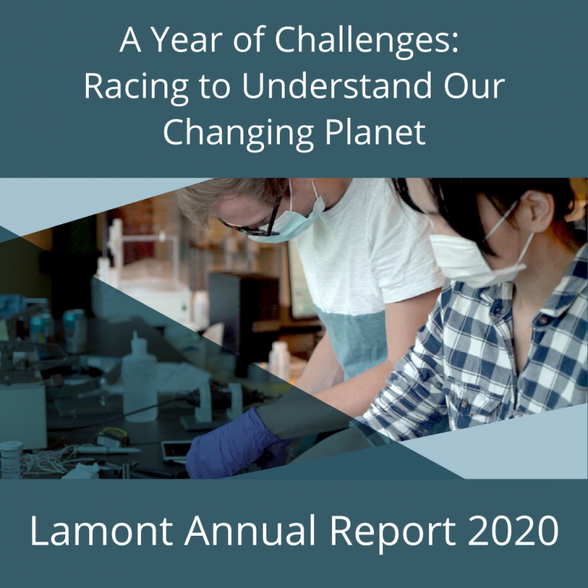 Lamont Annual Report 2020