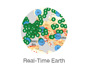 Real-time Earth