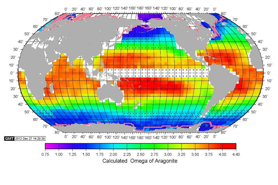 New global maps detail human caused ocean acidification lamont new global maps detail human caused ocean acidification gumiabroncs Image collections