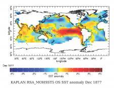 KAPLAN RSA_MOHSST5 OS SST anomaly Dec 1877
