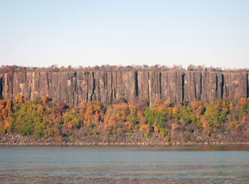 Carbon sequestration in the Palisades Basalt