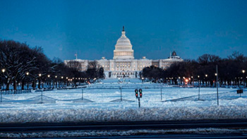 Last winter was the snowiest on record for Washington D.C. and several other East Coast cities.