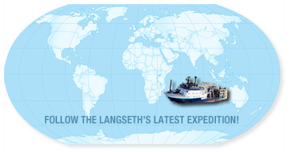 Click to read the current Langseth cruise report